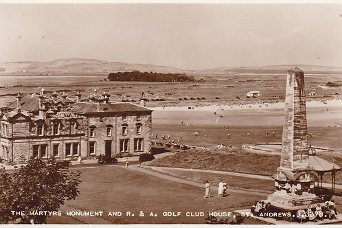 St.Andrews Club House/Martyrs Mon.Ref 005  C.1950s