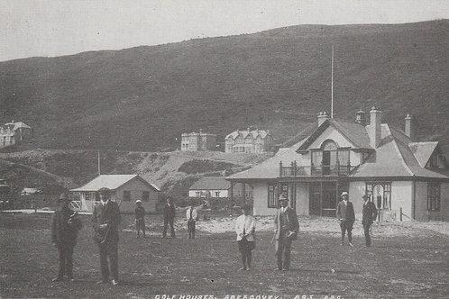 Aberdovey Golf Pavilion & Links Ref.2761 C.ea 1900