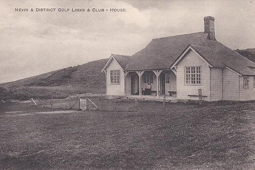 SOLD>Ref.2131a.Nefyn & District Golf House C.Pre 1914 Ref.2131a