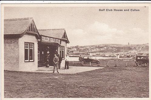 Cullen Golf Pavilion C.Ea1900s Ref.1474