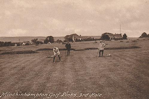 Minchinhampton Golf Links Ref.2549 C.1911