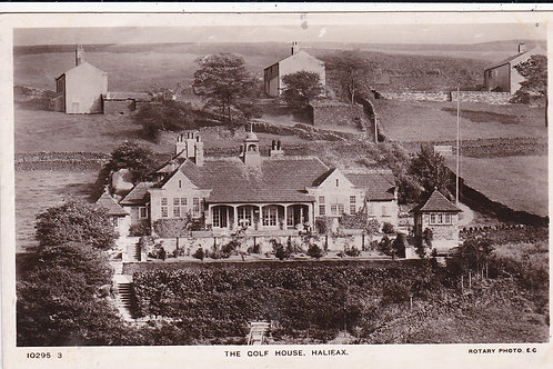 Halifax (Ogden) Golf House Ref.1027 C.1909
