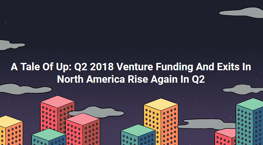 Venture Funding and Exit in North America