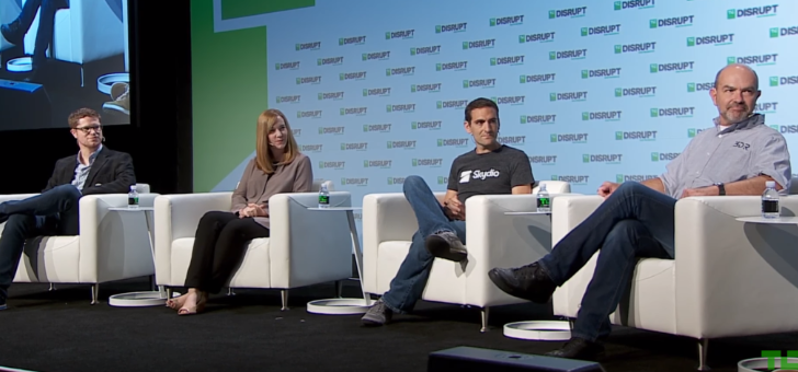 TC Disrupt Recap: Drone Heavyweights Share Thoughts on Industry Progress