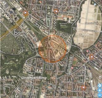 2 Zimmer Wohnung: München-Sendling