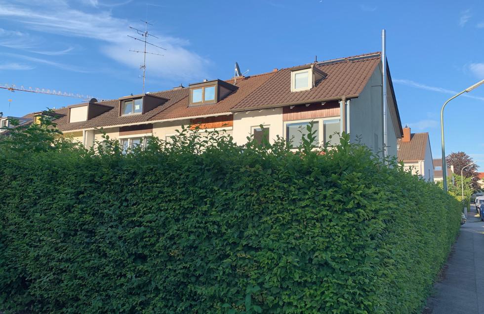 Reihenendhaus: München-Forstenried