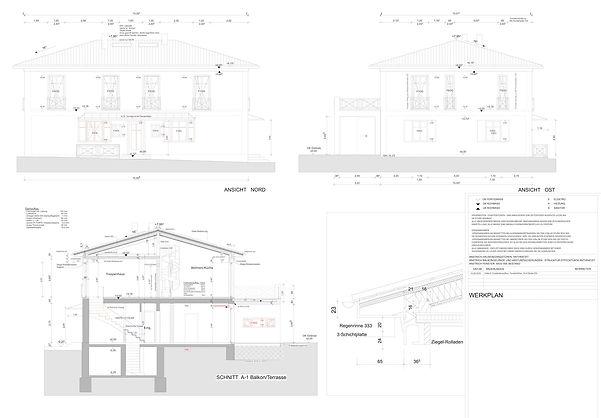 Planung Architektur Sanierung Makler Anbau Umbau Grundriß Haus Bauen Planen Architektin Bauprojekt Bauprojekte