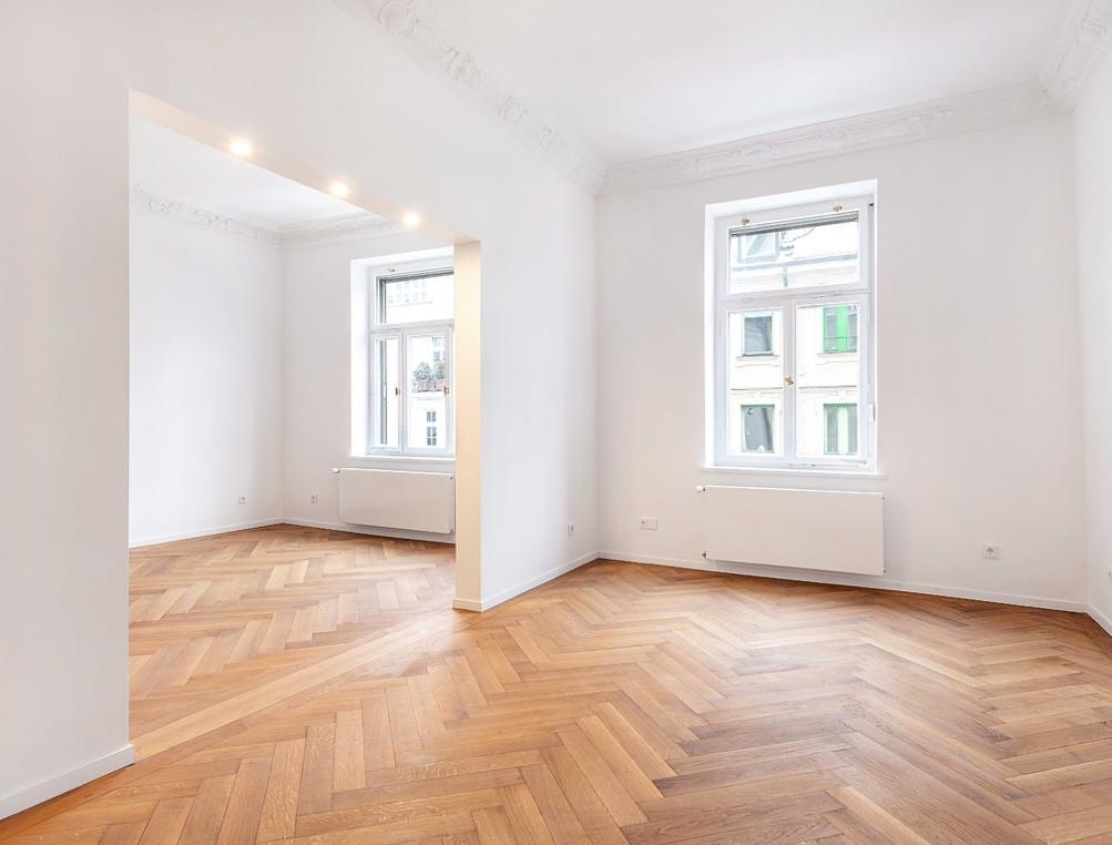 3 Zimmer Altbau Wohnung: München-Schwabing