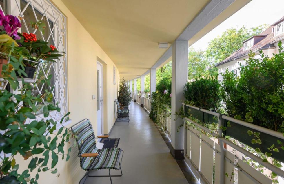 Maisonette-Wohnung: München-Maxvorstadt