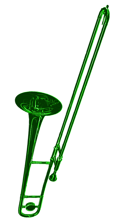 vertical green trombone.png