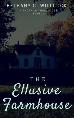 The Ellusive Farmhouse cover 3
