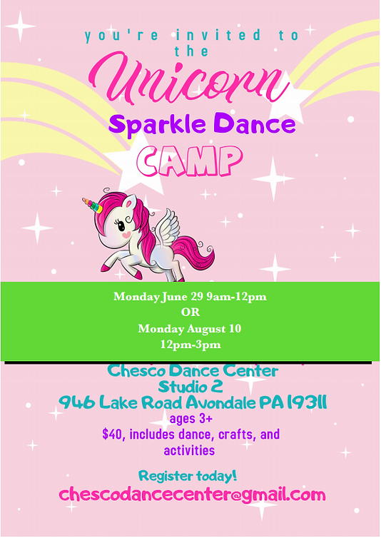 2020 Unicorn Sparkle Camp Flyer.PNG