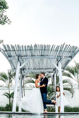 Best honeymoon hotel in Bali Indonesia