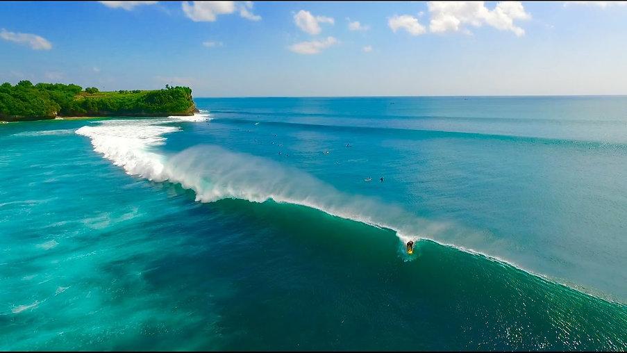 Surf lessons by White Palm Hotel Bali Surf School Surf Camp Bali Uluwatu Balangan