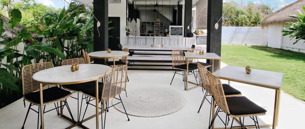 Coco Kitchen Restaurant Balangan Bali