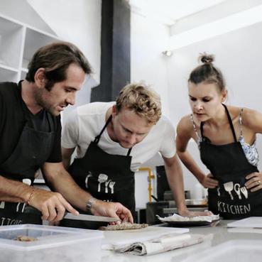 Cooking Class & Fish Market Visit