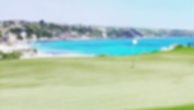Best Golf Course Bali Golf with a view New Kuta Golf