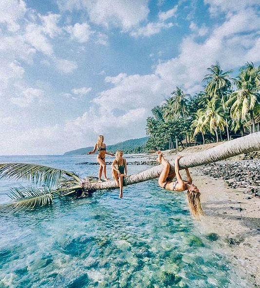 bali experiences; bali adventure; discover bali; yoga uluwatu; surf balangan; golf bali