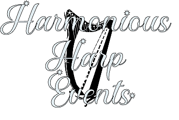 Harmonious harp weddings and events