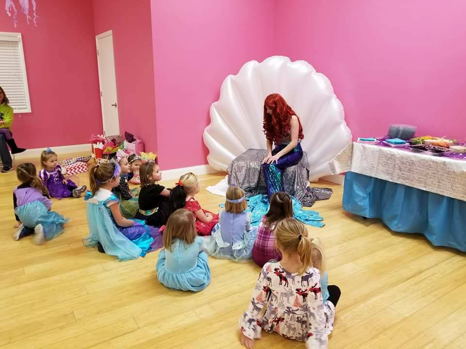 mermaid sing-a-long