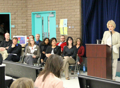 HOPE, community coalition launch Fund Our Future Nevada campaign