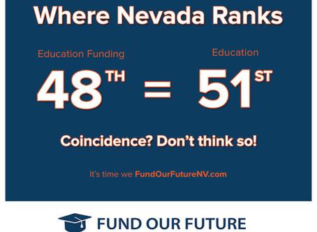 K-12 Funding Making Headlines