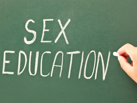 Sex Ed Public Input Meeting Tuesday, 9/29