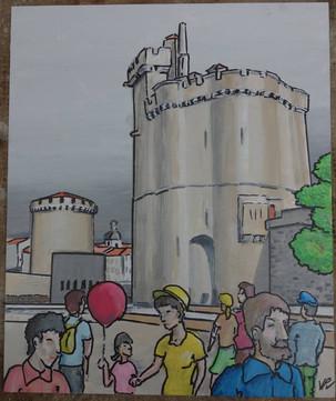 8 - Tour Saint-Nicolas - La Rochelle