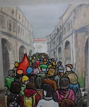 4 - Manif a La Rochelle
