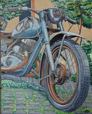 38 - Moto n°3