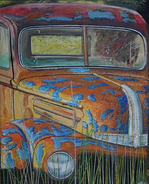 48 - Camion US Jaune