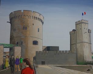 13 - Tour de la Chaine - La Rochelle