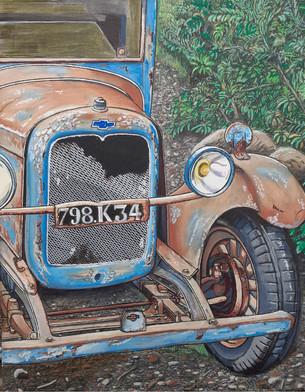 76 - Pickup Chevrolet 1932