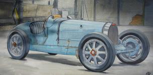 60 - Bugatti  Type 35