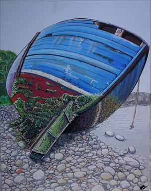 52 - Bateau Poupe Canoe