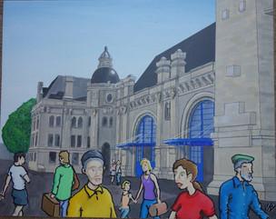 12 - Gare de La Rochelle