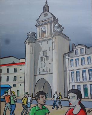 10 - La Grosse Horloge - La Rochelle