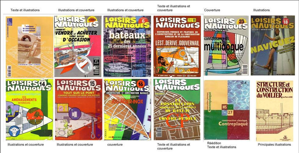 Illustrations Loisirs Nautiques