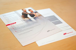 Product Launch Marketing Material - Sales Sheets