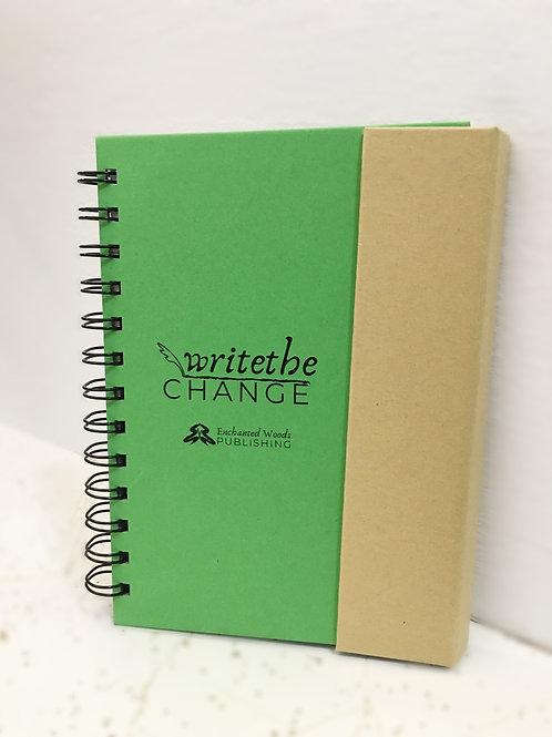 #WritetheChange Journal