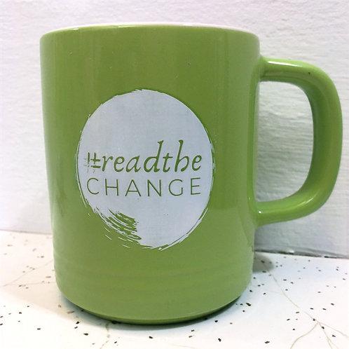 #ReadtheChange Mug