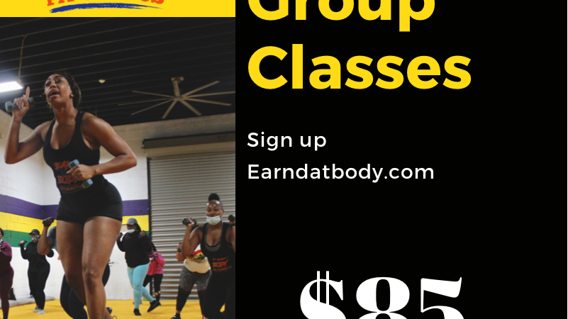 May Group Classes