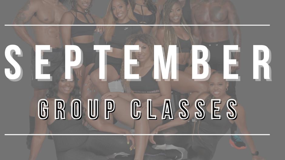 September Group Classes