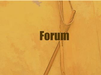 INFO:  Création d'un forum
