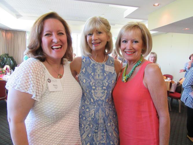 Marlo Lane, Janet Schmoll & Sandy Gravle