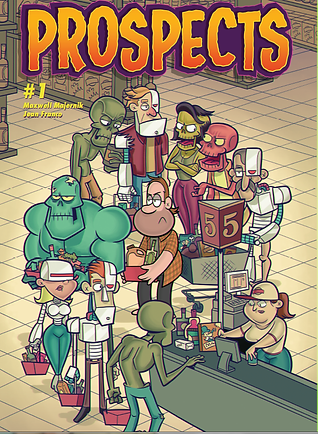 Prospects #1 Cover