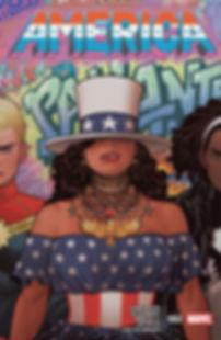 America #2 Cover