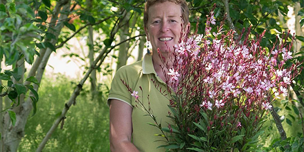 CANCELLED - TALK: Spring Flowering Perennials with Rosy Hardy