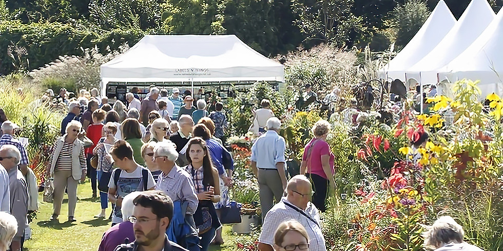 Outing - RHS Wisley Flower and Garden Show