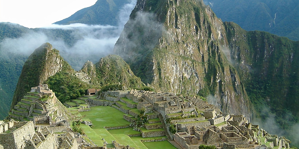 TALK: The Andes and the Incas – Peru Explored by Paul Whittle